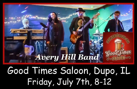 Avery Hill Band 7-7-17