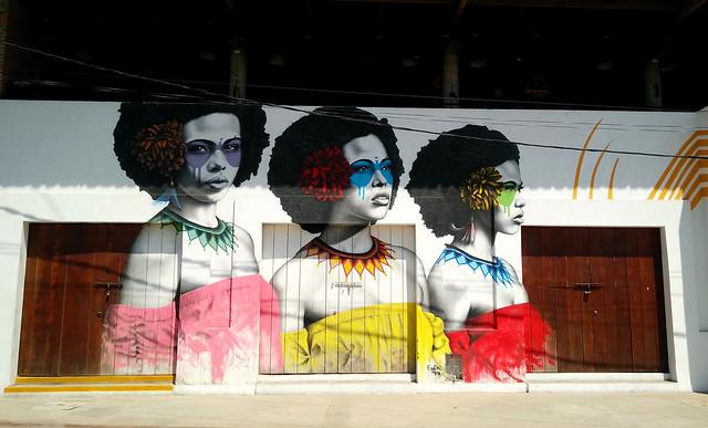 mural - FinDac en Cartagena