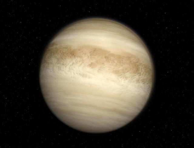 Venus transit in Virgo