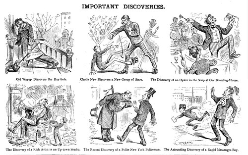 important discoveries (1884)