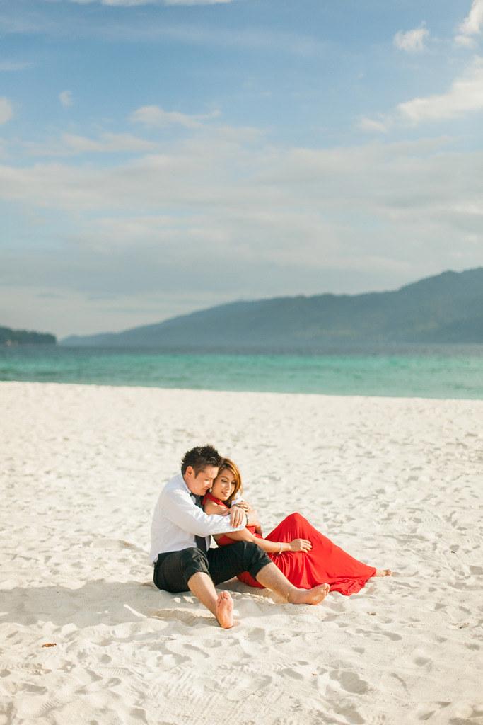 Buenavista Island Resort Prewedding Photos