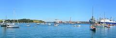 Falmouth Bay Panorama 3. Nikon D3200. DSC_0246-0256.