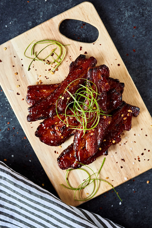 Billionaire's Bacon - Thick Cut Paleo Candied Bacon