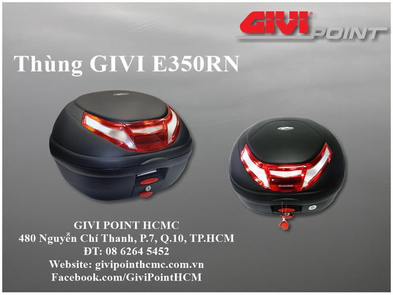 Thung xe Givi - 11
