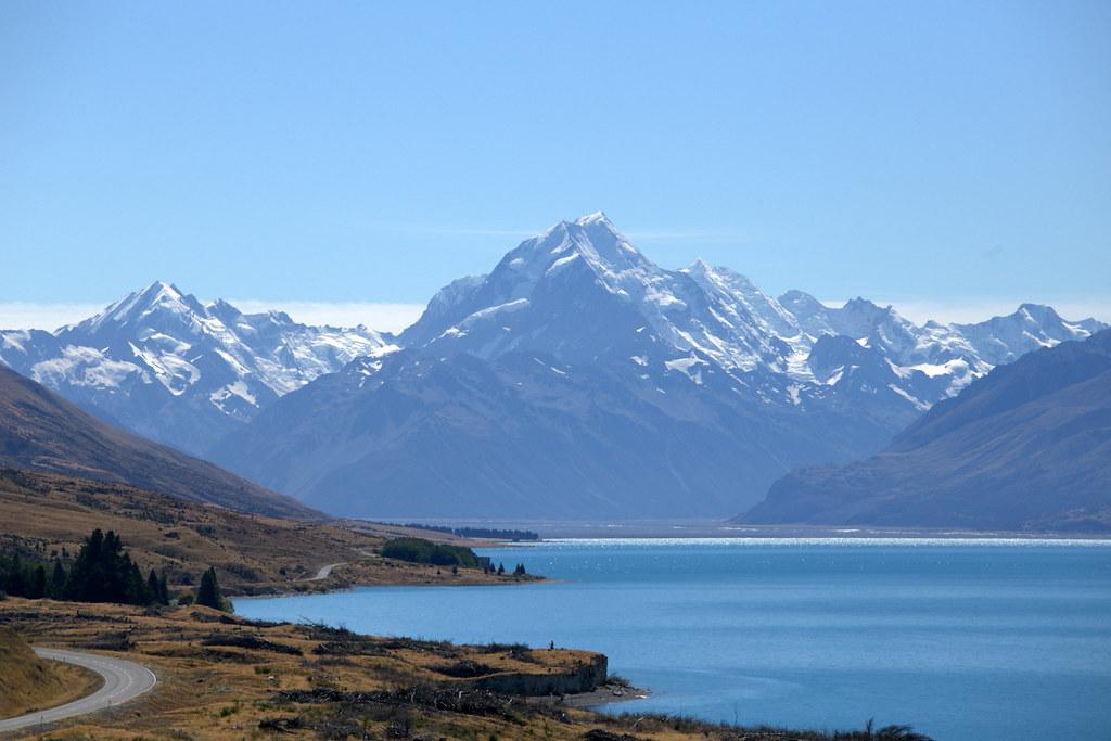 South Island New Zealand Latitude And Longitude