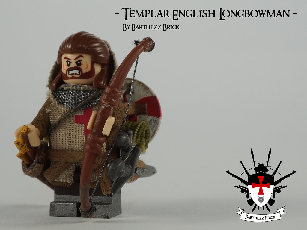 Templar Longbowman By Barthezz Brick 6