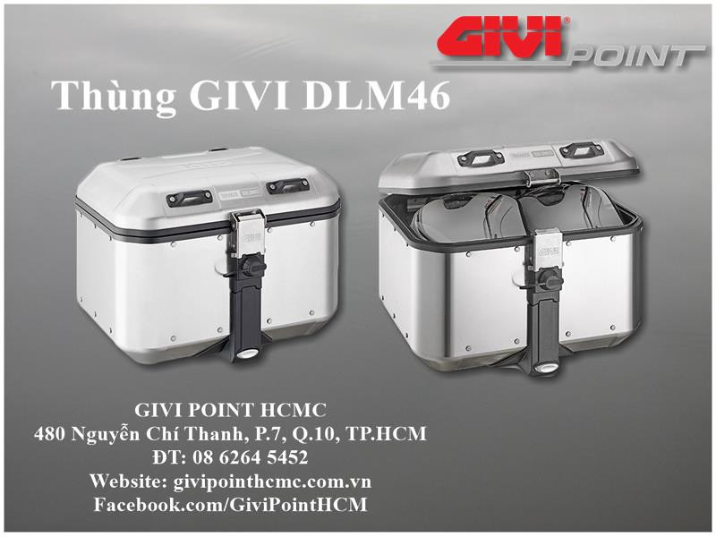 Thung xe Givi - 21