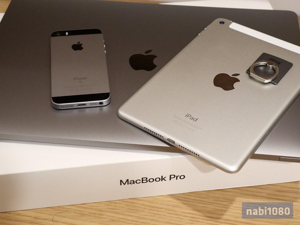 15インチ MacBook Pro 201709
