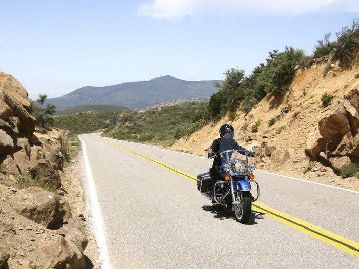 Harley-Davidson 1584 ROAD KING CLASSIC FLHRCI 2007 - 13