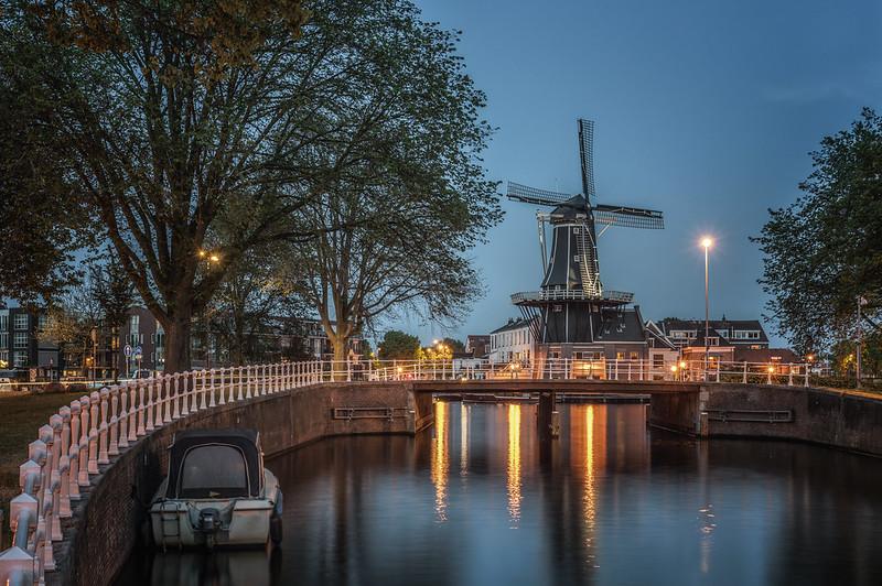 """Mill """"De Adriaan"""", Haarlem"""