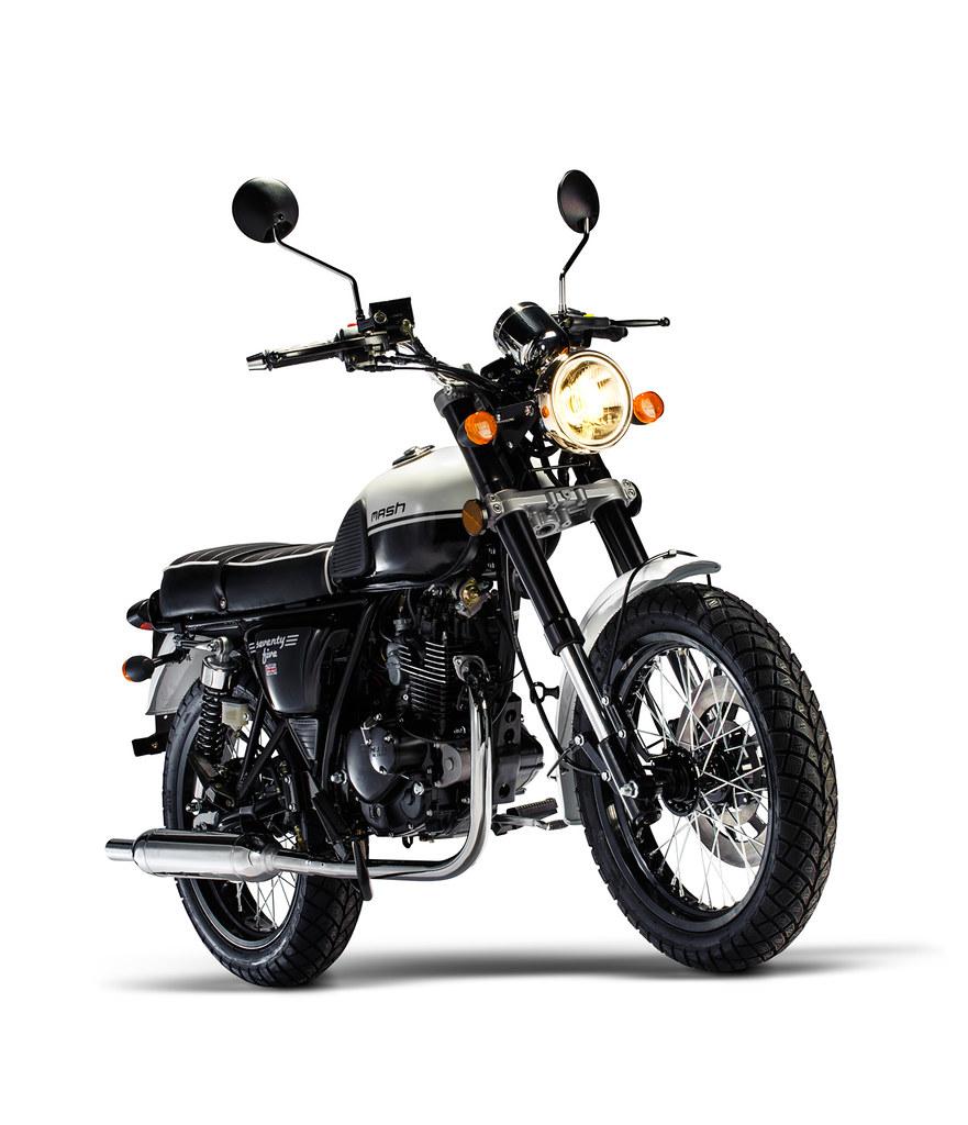 mash 125 seventy five 2014 galerie moto motoplanete. Black Bedroom Furniture Sets. Home Design Ideas