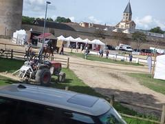Route de la Digue, Cluny - The Tour Ronde - The Cluny National Stud