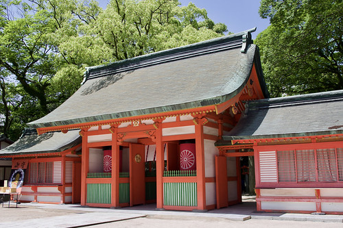 住吉神社 Sumiyoshi Shrine