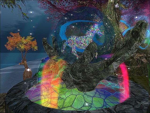 SL14B -  Hands of God Fountain