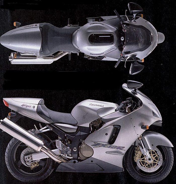 Kawasaki 1200 ZX-12R 2000 - 5