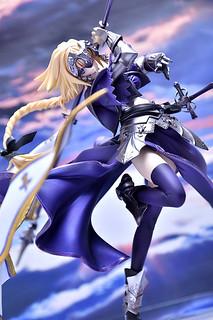 - 主啊、我將奉獻此身 - MXF《Fate/Grand Order》「Ruler/聖女貞德」 1/8 比例模型