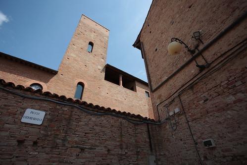 Certaldo (alta), città di Boccaccio