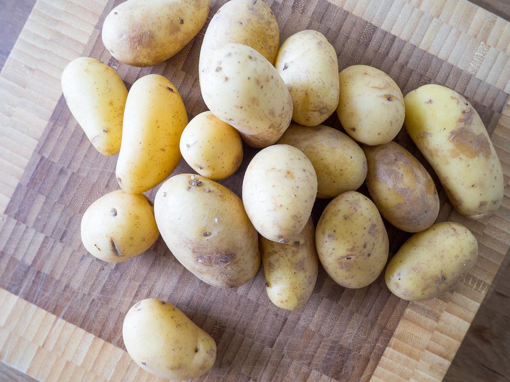 Recipe for Homemade Danish Cold Potato Salad (Kold kartoffelsalat)
