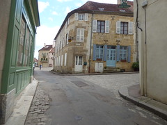 Rue du Rempart / Rue du Renaudot, Semur-en-Auxois - Rue Févret - Photo of Corrombles