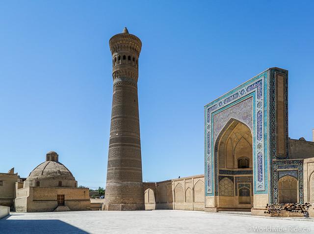 Bukara Uzbekistan-6