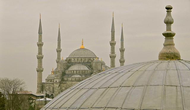 Blue Mosque - Istanbul, Nikon COOLPIX L100