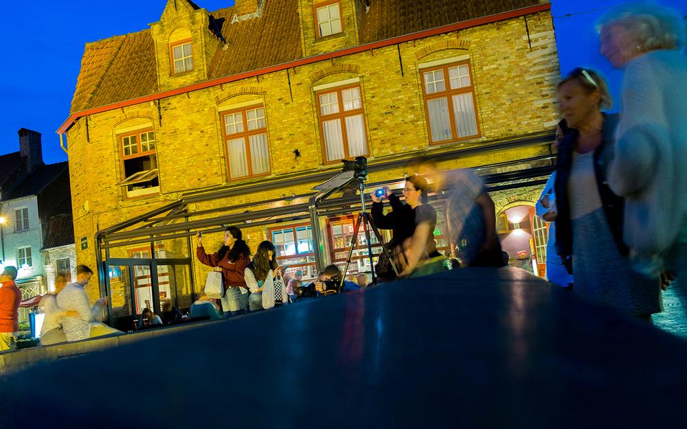 Сказочный Брюгге в фотографиях