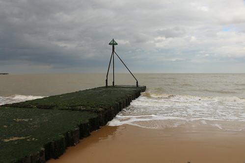 Walton-on-the-Naze beach