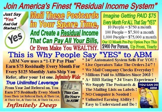 ★★ BOOM! $$$$ Just ADVERTISING A Phone Number ★★