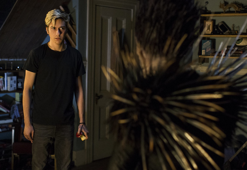 DEATH NOTE official images 02 Light Ryuk