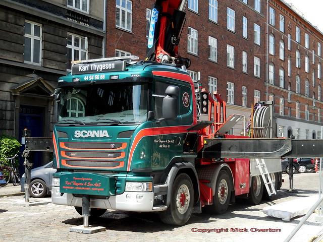 Scania crane, Nikon COOLPIX S6800