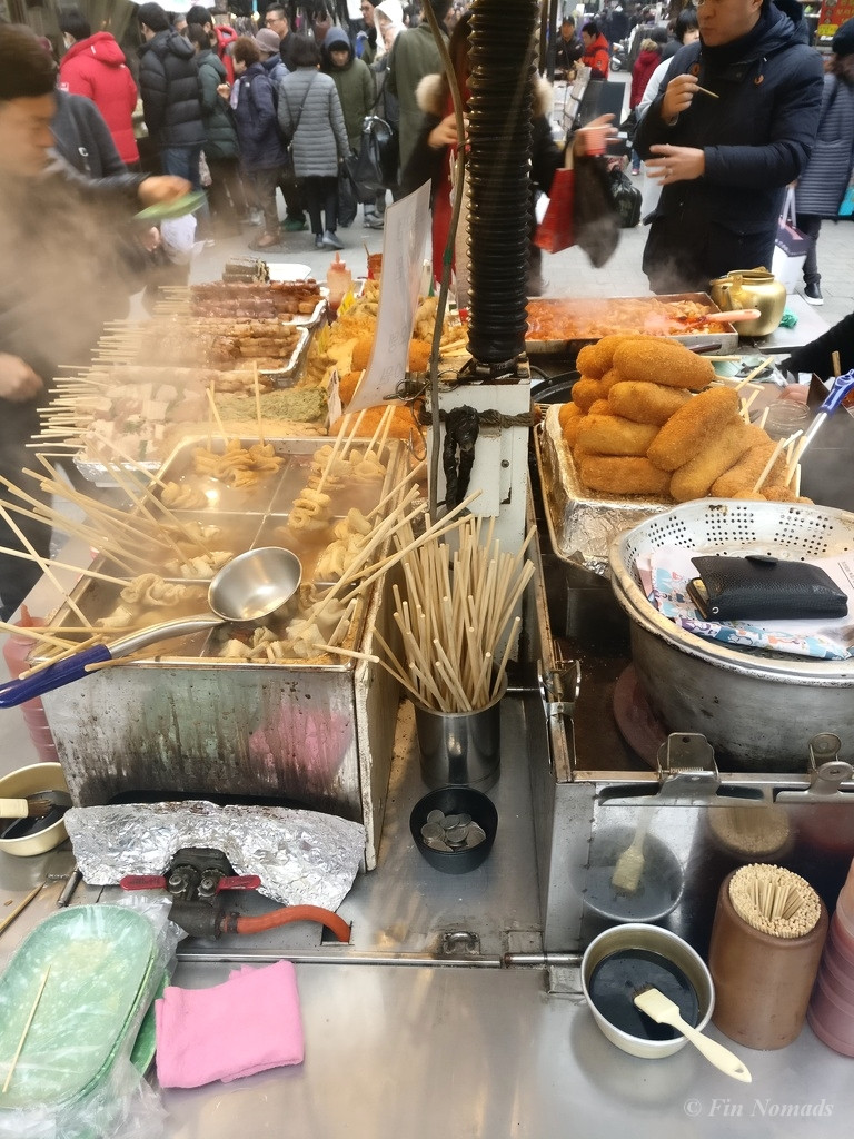 Korean street food 4