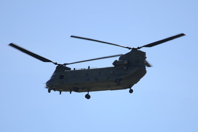 ZA705/AN Chinook HC.4