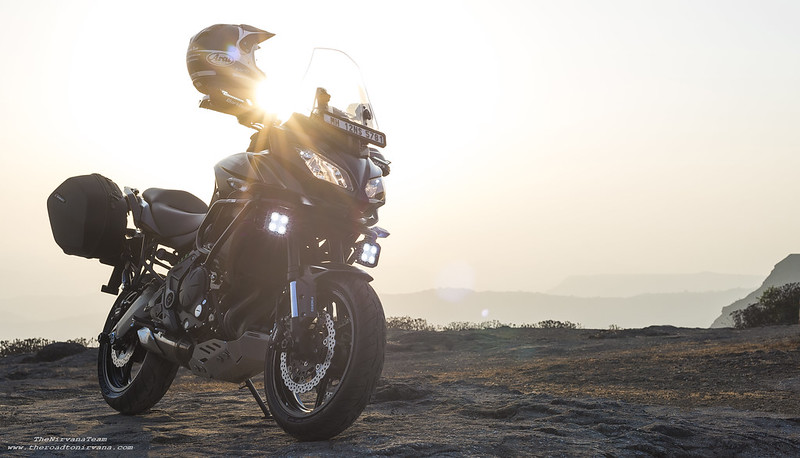 Sport Tourer for the Soul! The Kawasaki Versys 650!