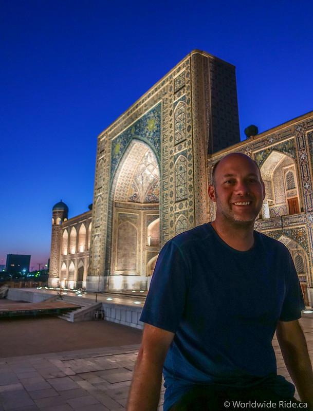 Samarkand Uzbekistan-4