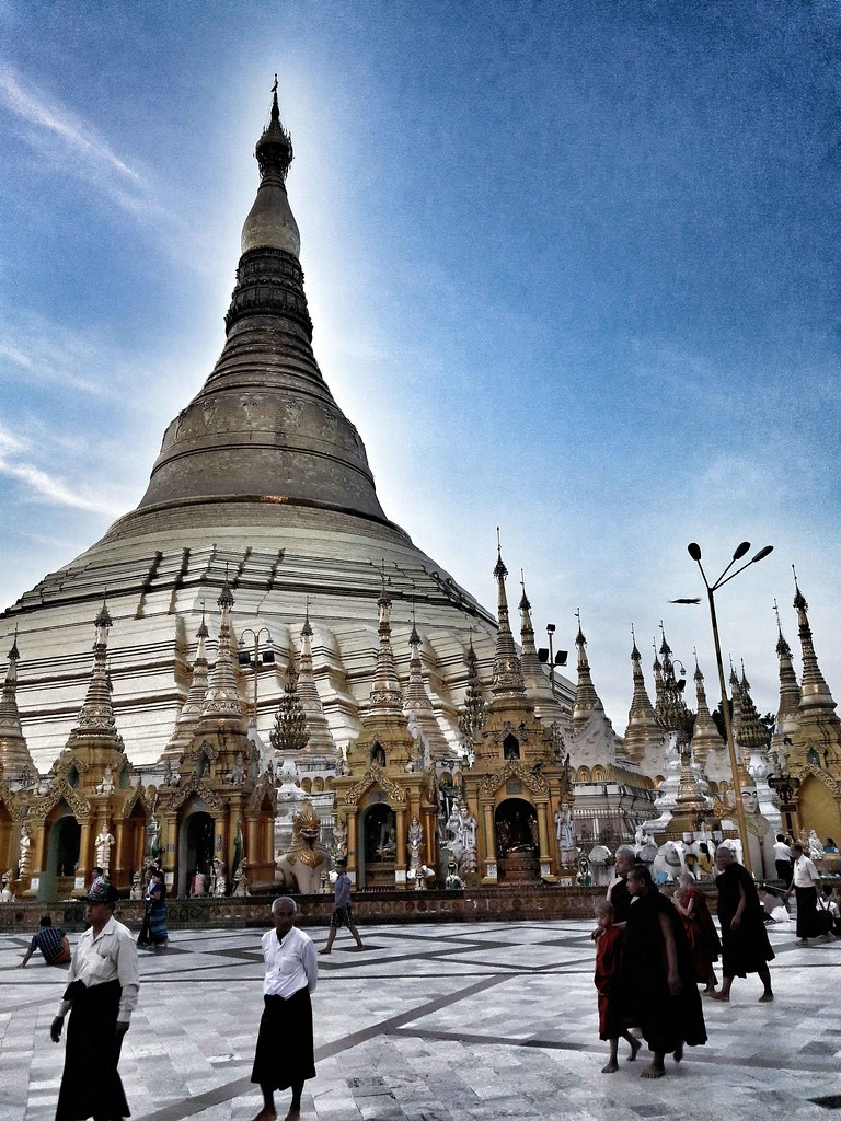 Hotels Near Shwedagon Pagoda