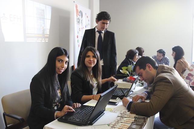 Feria de Empleo UTPL 2017 en la ciudad de Quito