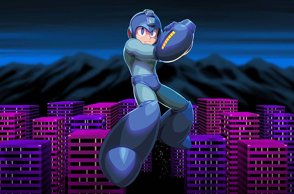 Mega Man Legacy Collection 2: Mega Man