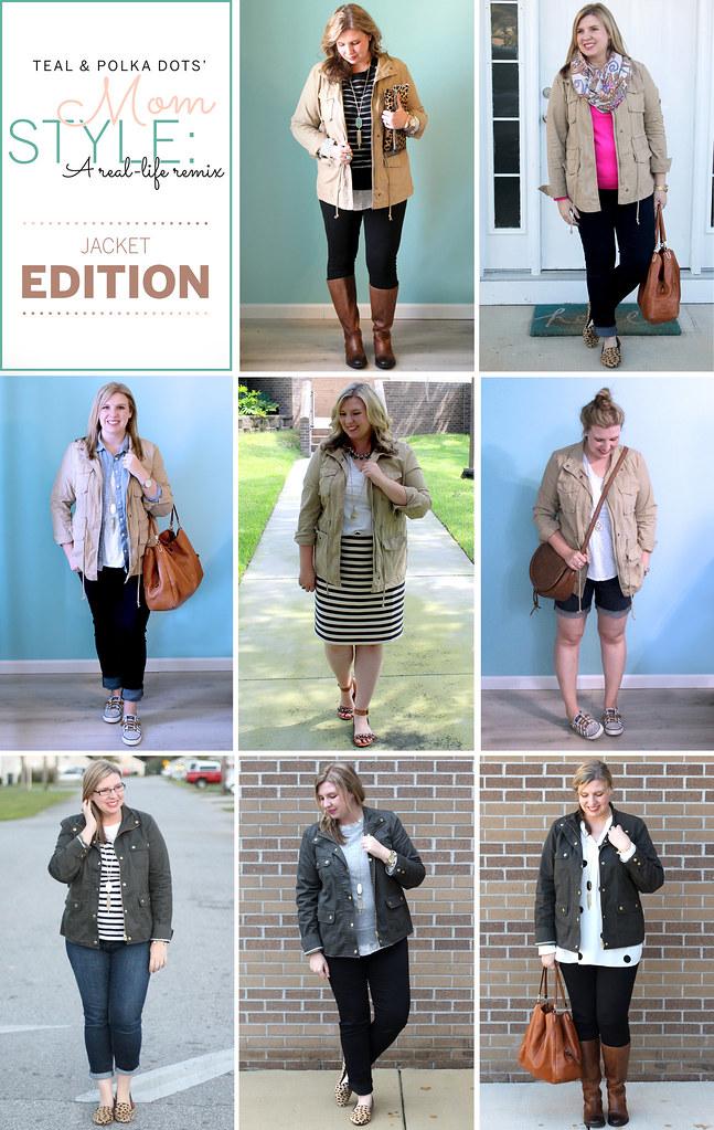mom style remix jackets