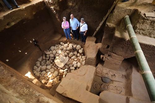 Arqueólogos revelan importante hallazgo en sitio arqueológico Tak'alik Ab'aj