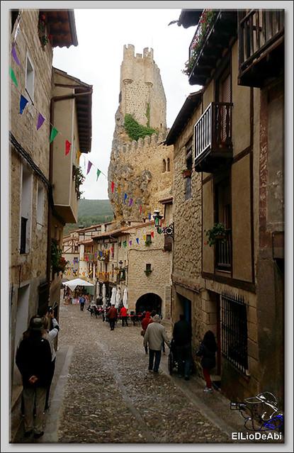 Pueblos mas bonitos de España en Burgos Frías (4)