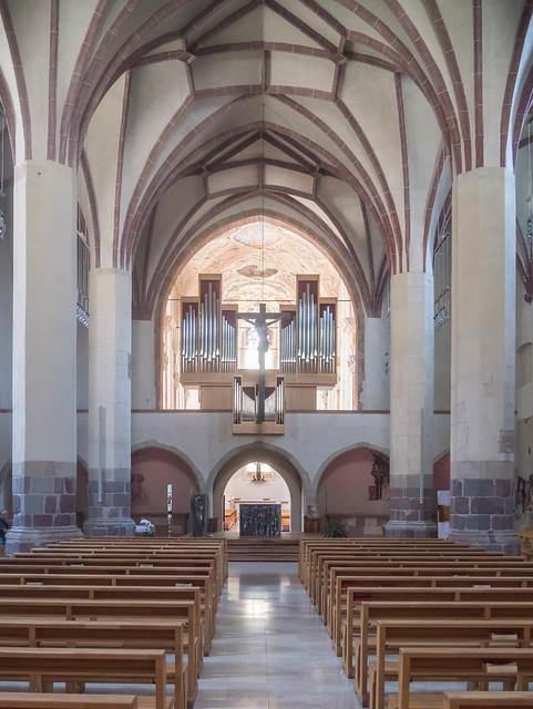 Dominikanerkirche Bozen (um 1300), Panasonic DMC-GX1, LUMIX G VARIO PZ 14-42/F3.5-5.6