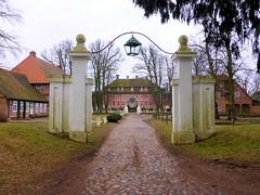 Wendland Gartow Schloss 1710-24