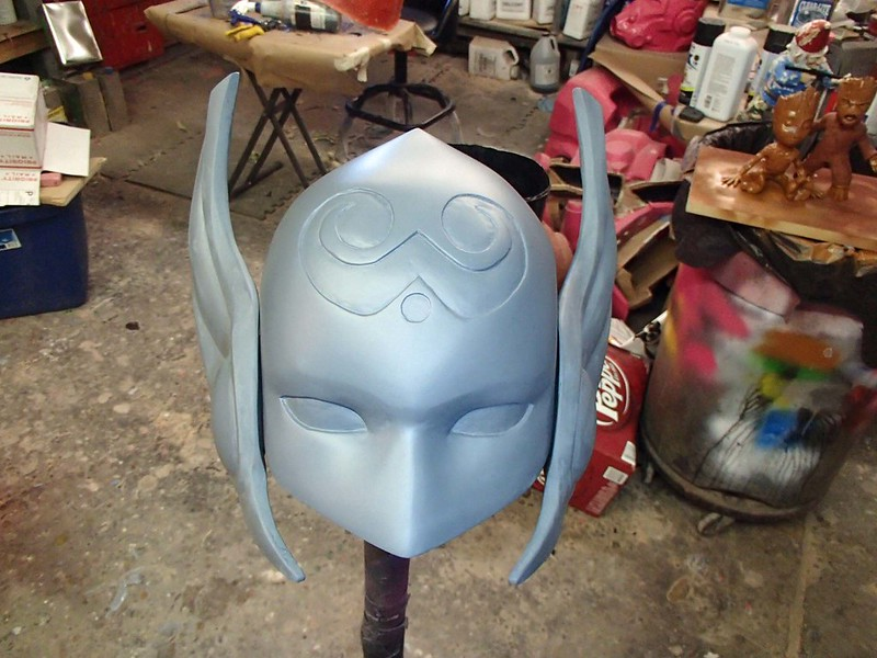 Lady Thor Helmet Dry Fitted