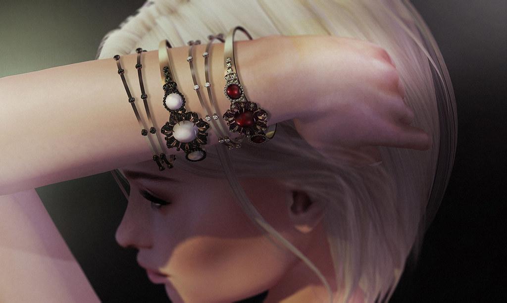 (Kunglers) Sedora bracelets AD - SecondLifeHub.com