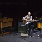July 10, 2017 - 6:25pm - Pat Martino Organ Trio @ Moss Theater 7.8.17  Images ©2017 Bob Barry