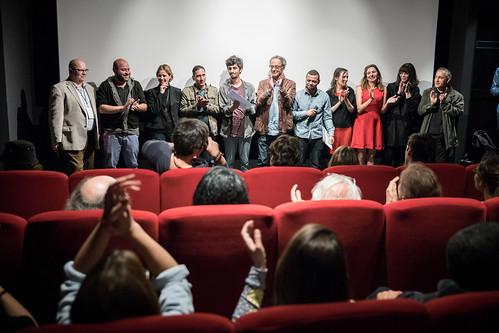 Tue, 06/06/2017 - 22:16 - Première édition du Concours du court-métrage de l'histoire du FCP© Stéphane Burlot