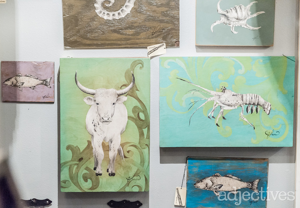 Mixed Media artwork in Altamonte by Molly Pearce Art
