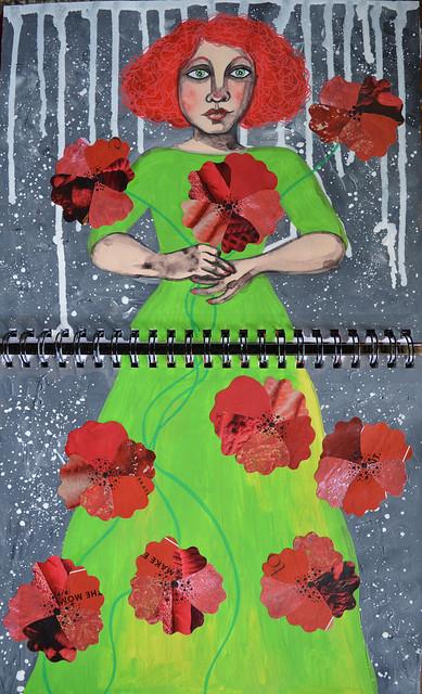 13 Poppies