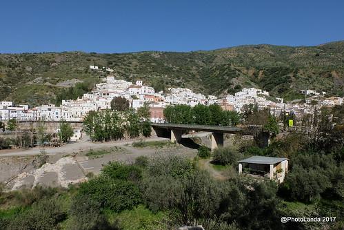 Torvizcón, panorámica