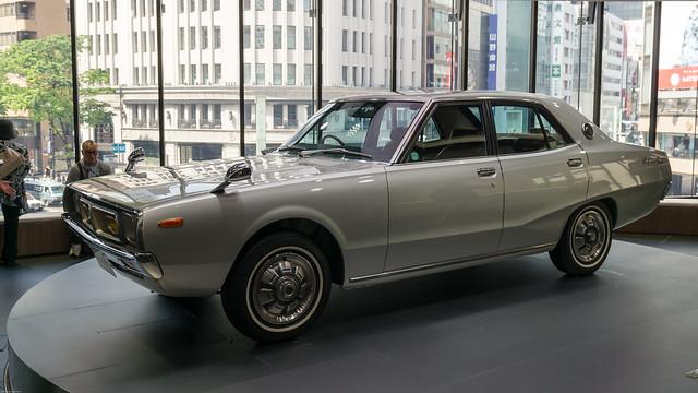 Nissan Skyline 2000 GTX